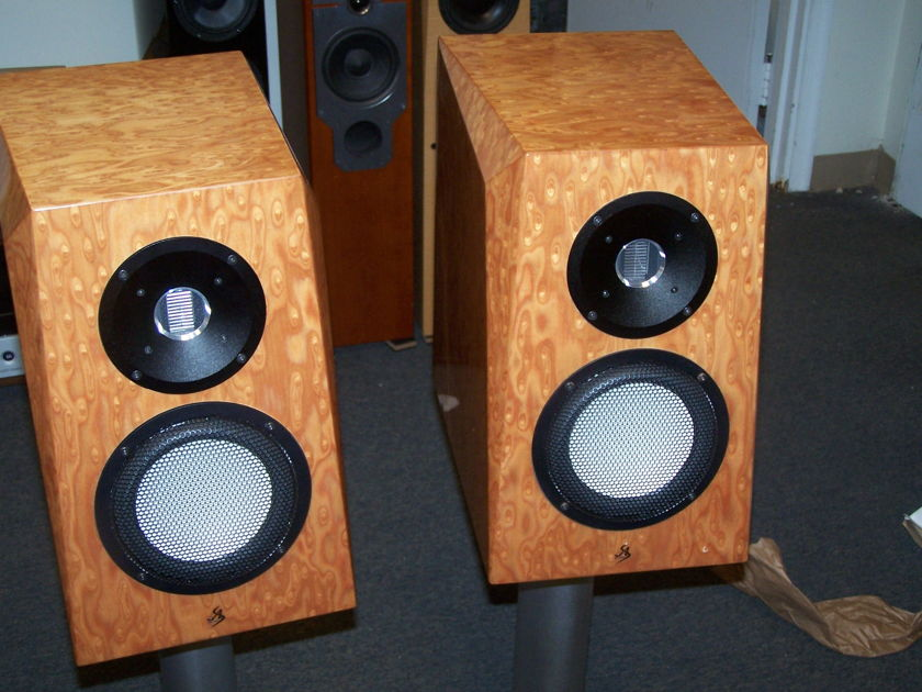 JAS Audio Orior  amazing Monitor Speaker