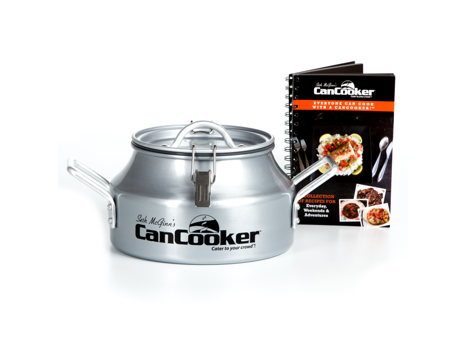 CanCooker Companion & Cookbook Package