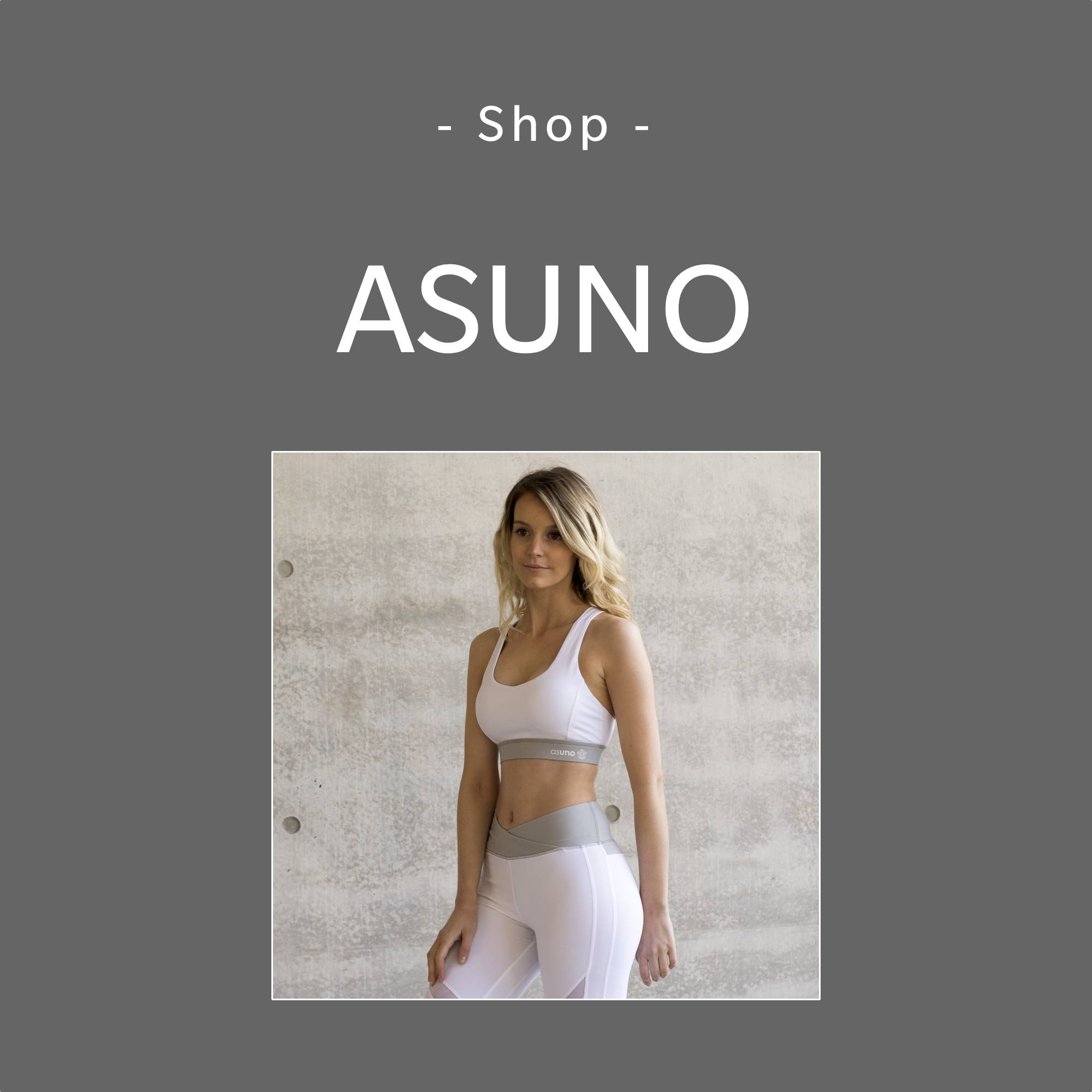 Asuno Brand Page