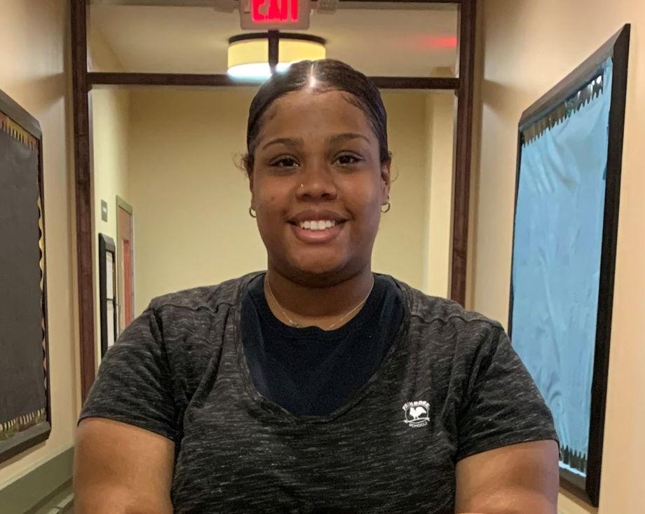 Lena White , Preschool Pathways Teacher