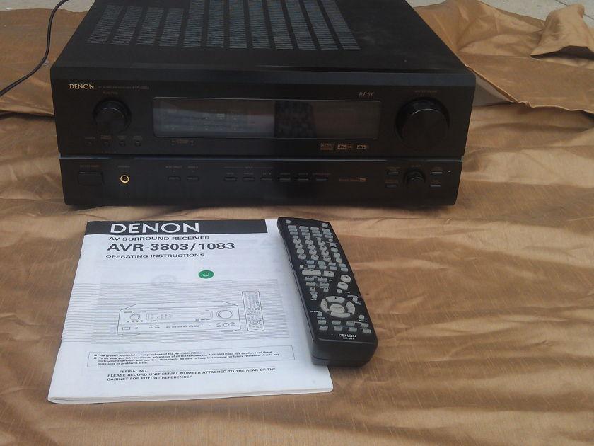 Denon  AVR-3803 Surround Receiver