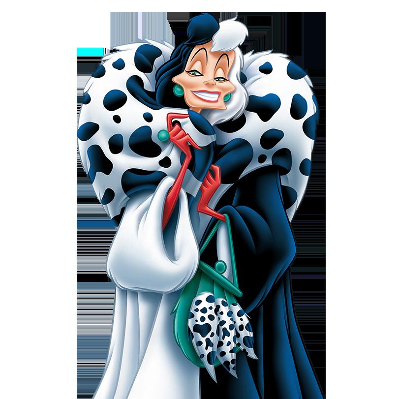 Cruella de Vil, 101 Dalmatians, Disney Villains, Cruella de Vil clothing and accessories, Disney Apparel