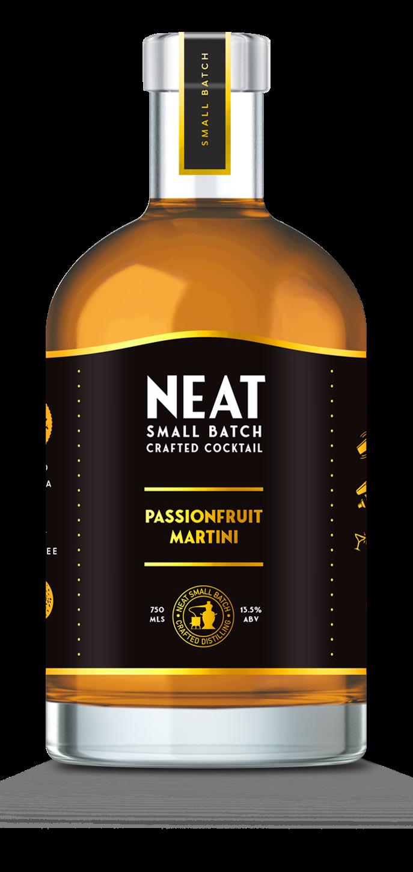 Good George Neat Passionfruit Martini