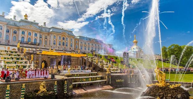 Эльдорадио приглашает на праздник фонтанов «Гений и место» - Новости радио OnAir.ru
