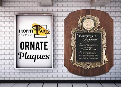 Ornate Plaques