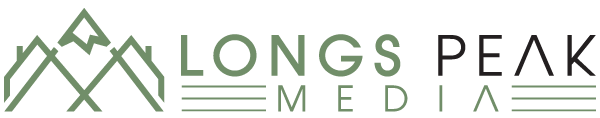 Longs Peak Media logo