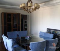 infinity-kitchen-renovation-classic-contemporary-malaysia-wp-kuala-lumpur-dining-room-interior-design