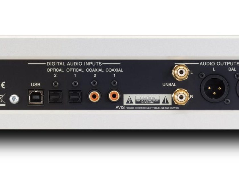 Wadia 321 Decoding Computer Digital Preamp