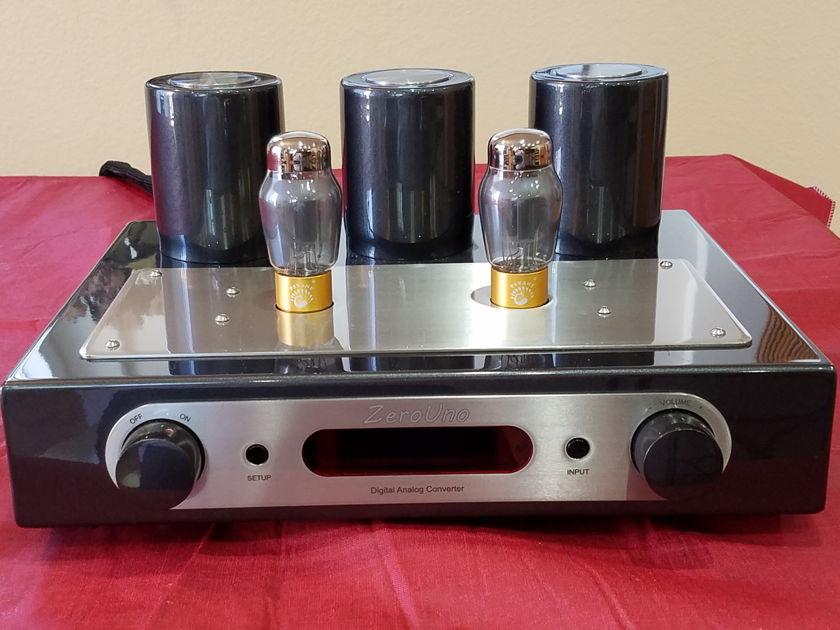 CanEVER Audio Zero Uno DAC Tube DAC Extraordinare