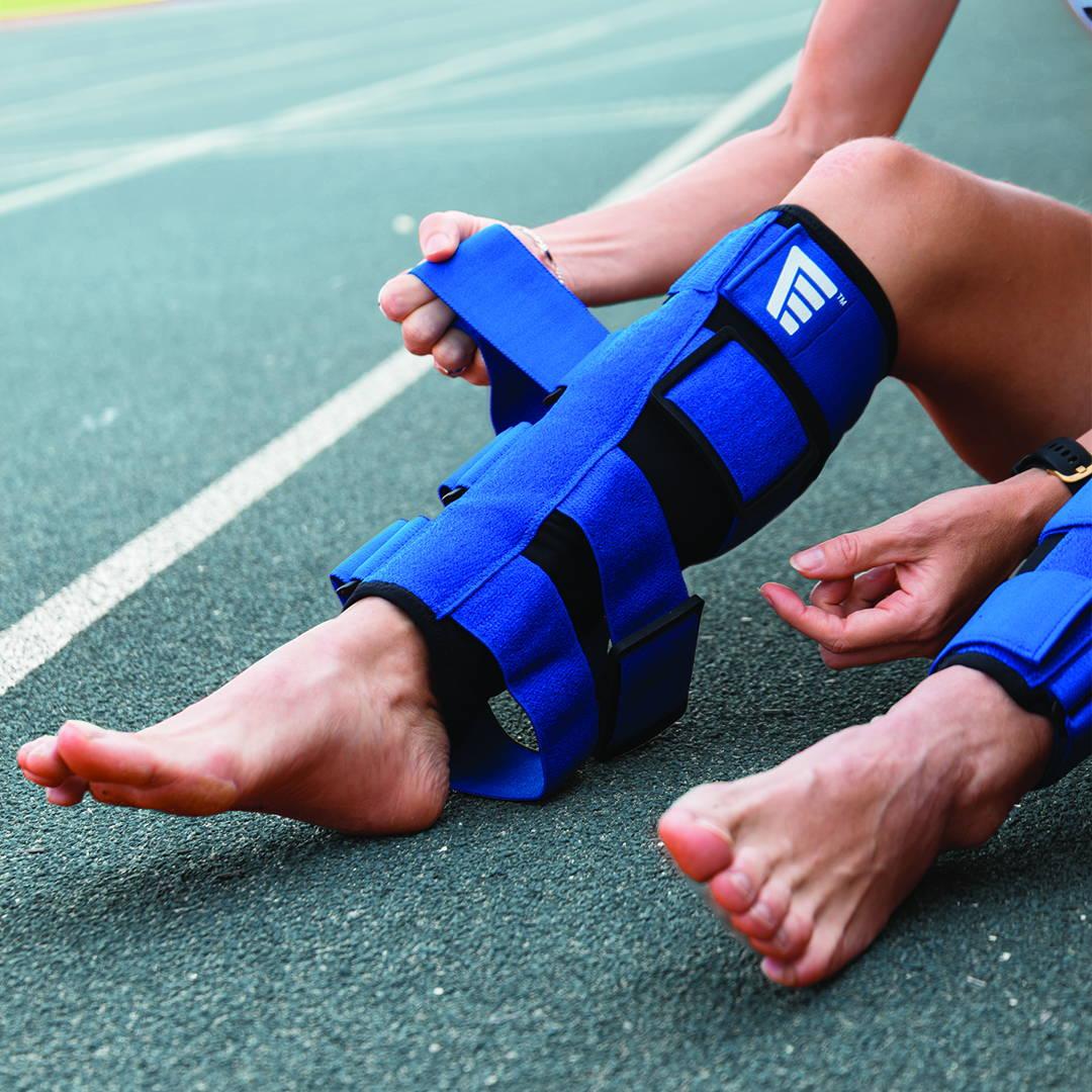 The Solushin for shin splints