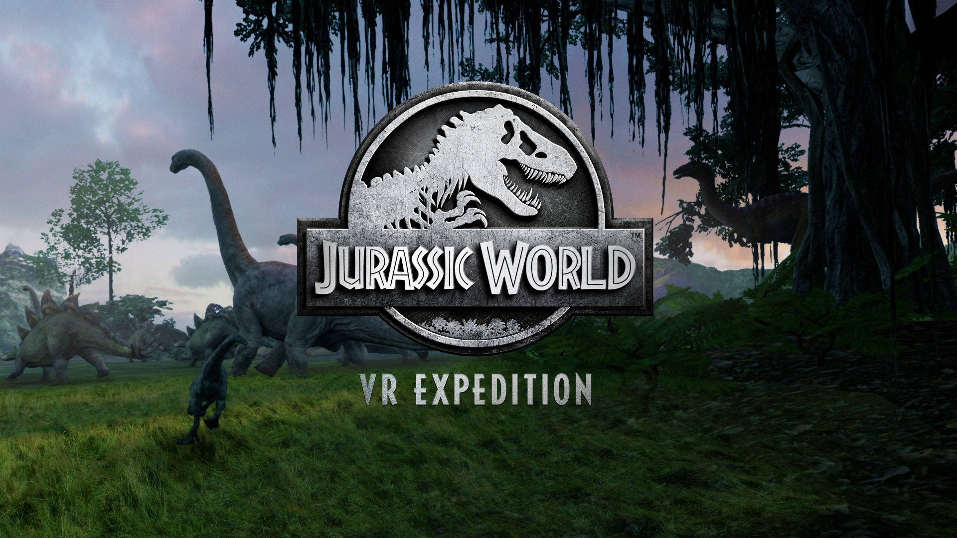 jurassic world vr experience
