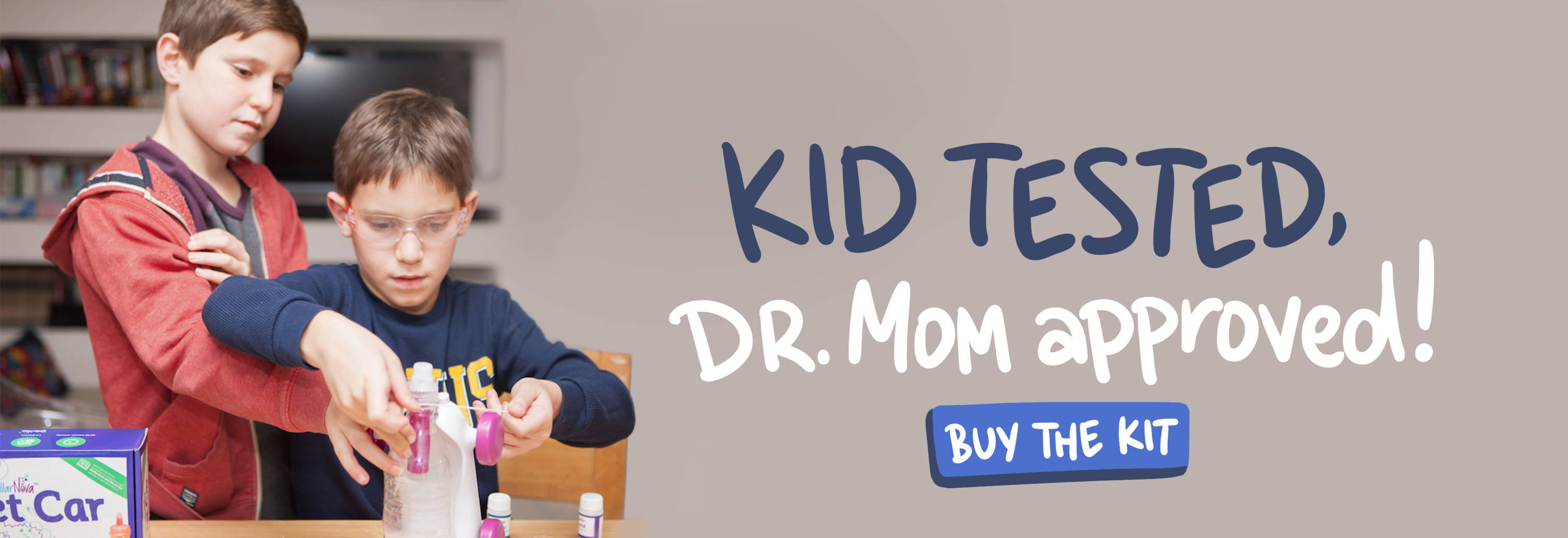 Kid tested, Dr. Mom approved science kits for kids to explore