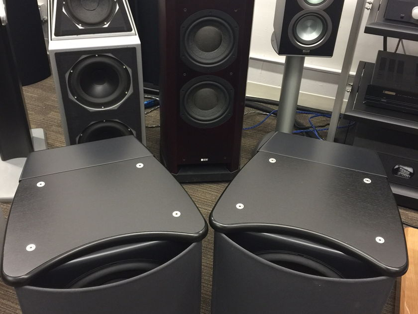 Revel Ultima Subs/Amp SUB-15 (2 of these) & LE-1 Amplifier 1,200 Watt near San Francisco...................