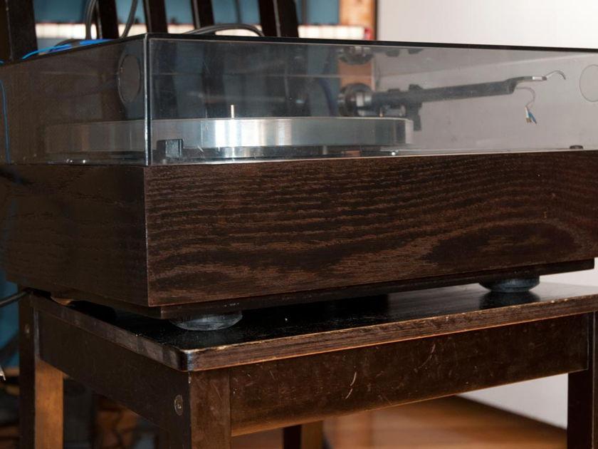 Thorens TD166 MK2 Rega RB600 Origini Live Stub and Audio Origami rewire