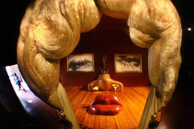 Театр-музей Сальвадора Дали и Жирона