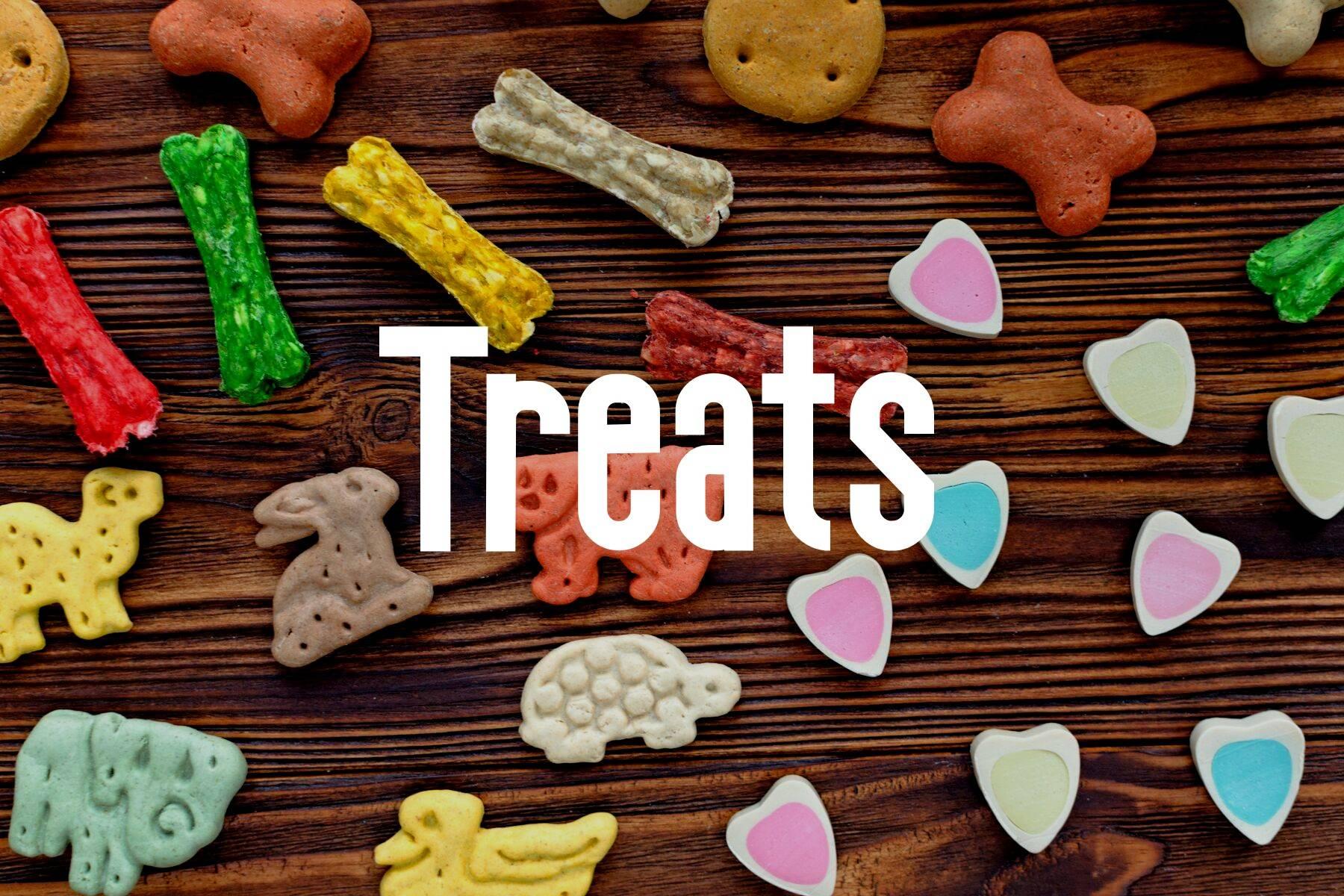 Dog Treats Cat Treats