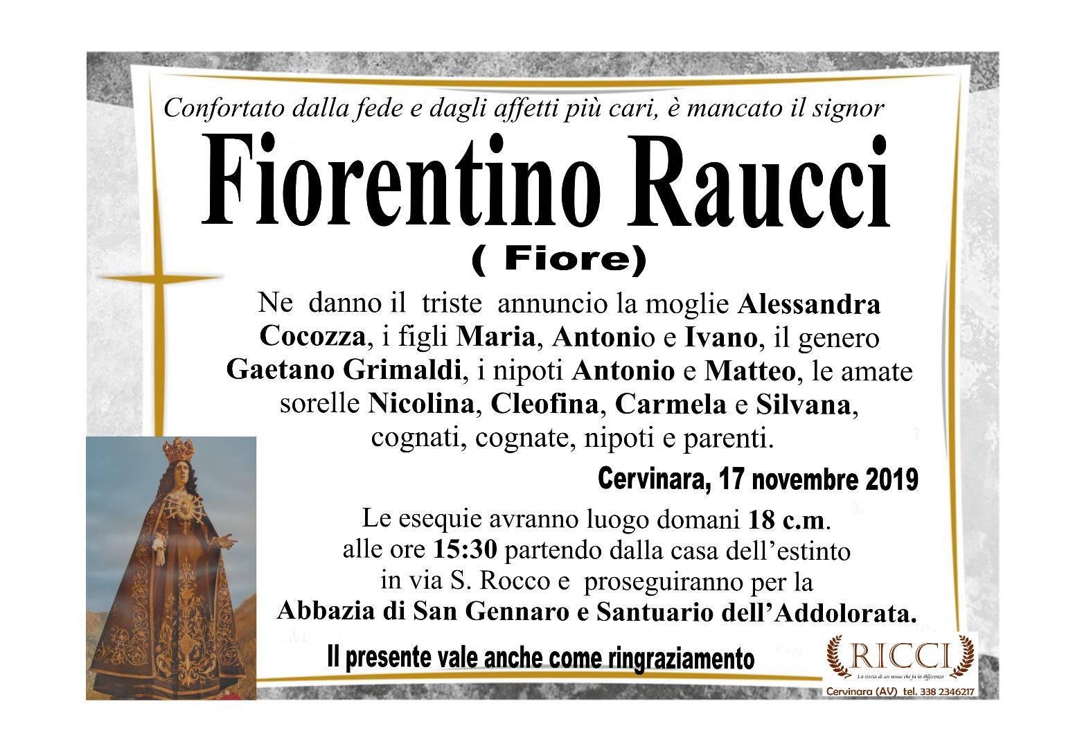 Fiorentino Raucci
