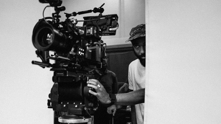 Bradford Young behind the camera.
