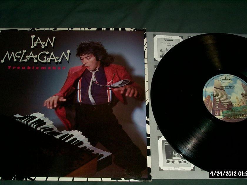 Ian Mclagan - Troublemaker LP NM