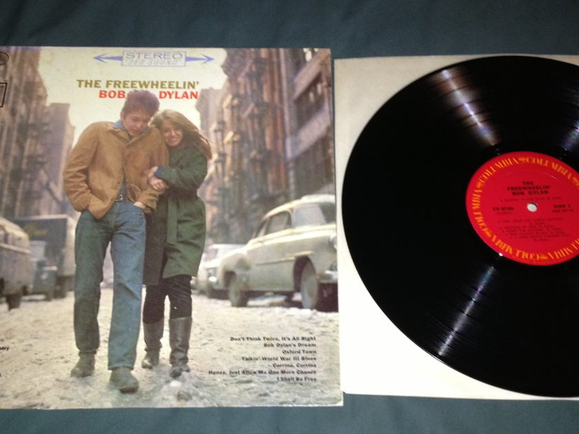 Bob Dylan - The Freewheelin' Bob Dylan LP NM