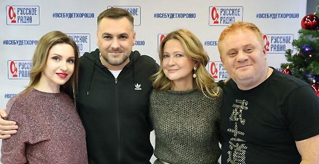 Тамара Глоба стала гостьей утреннего шоу «Русские Перцы» на «Русском Радио» - Новости радио OnAir.ru