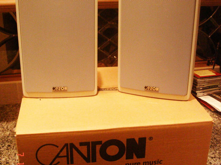 Canton  Ergo 601 Slim Profile Speakers