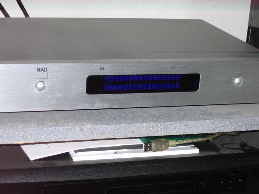 NAD M51  HDMI dac