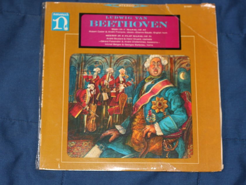 Nonesuch Records - Ludwig Van Beethoven Nonesuch H-71025