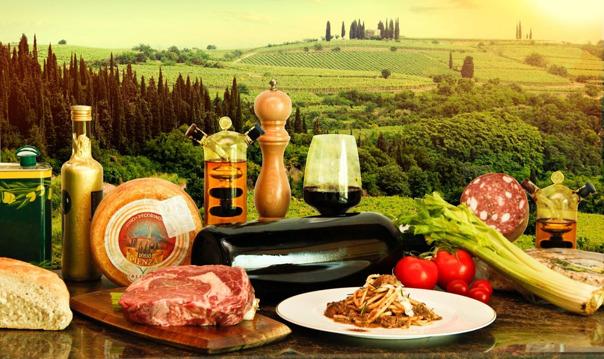 Вкусная Флоренция