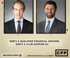 An consumer-oriented advertisement from the CFP Board