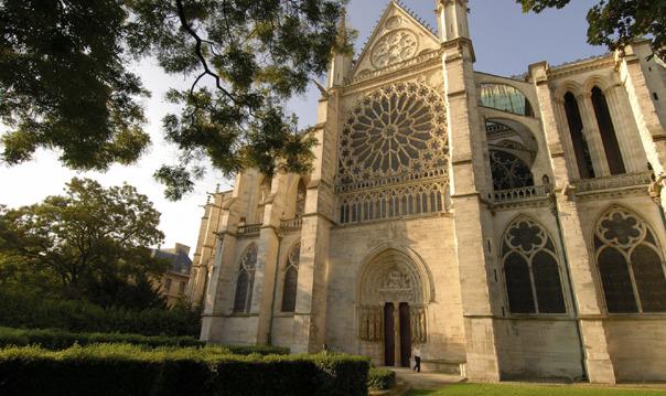 Экскурсия в Базилику Сен-Дени