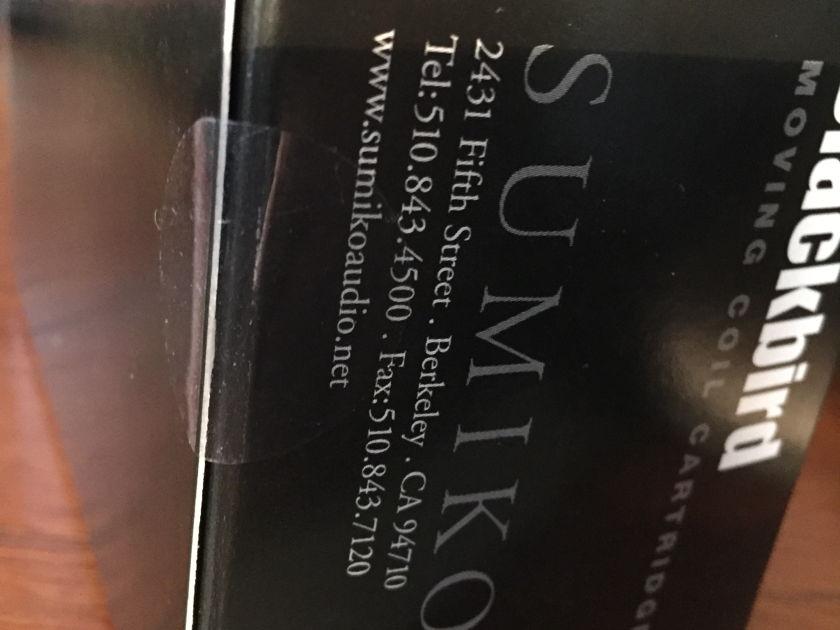 Sumiko Blackbird   - New - Factory Sealed - HO MC Cartridge