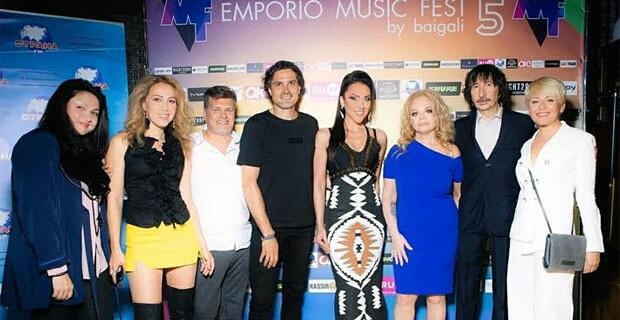 Страна FM, Анжелика Варум и Лариса Долина выбрали полуфиналистов Emporio Music Fest 5 - Новости радио OnAir.ru