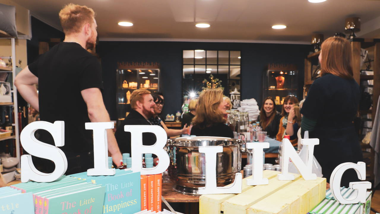 The Gin Lab - Sibling Gin Workshop