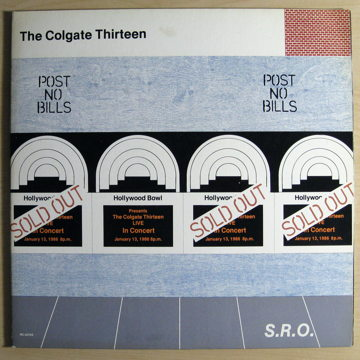 The Colgate Thirteen – S.R.O.