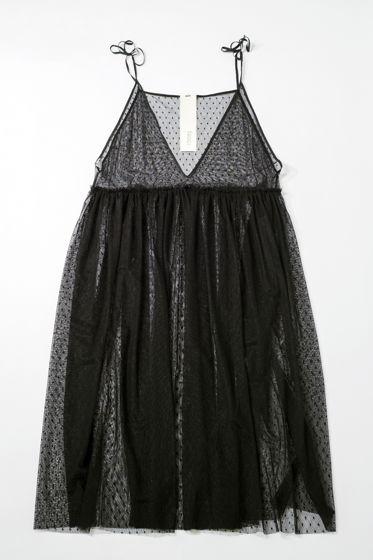 Платье-сарафан на завязках SS18 One size