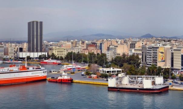 Экскурсия в город-порт Пирей