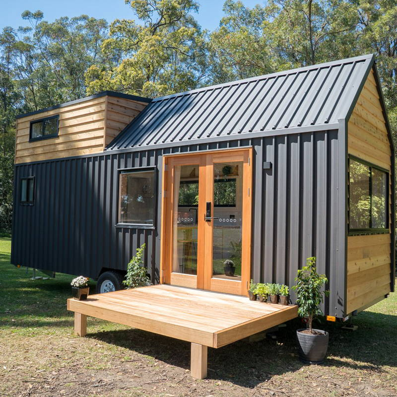 dwell.com image of modern tiny home