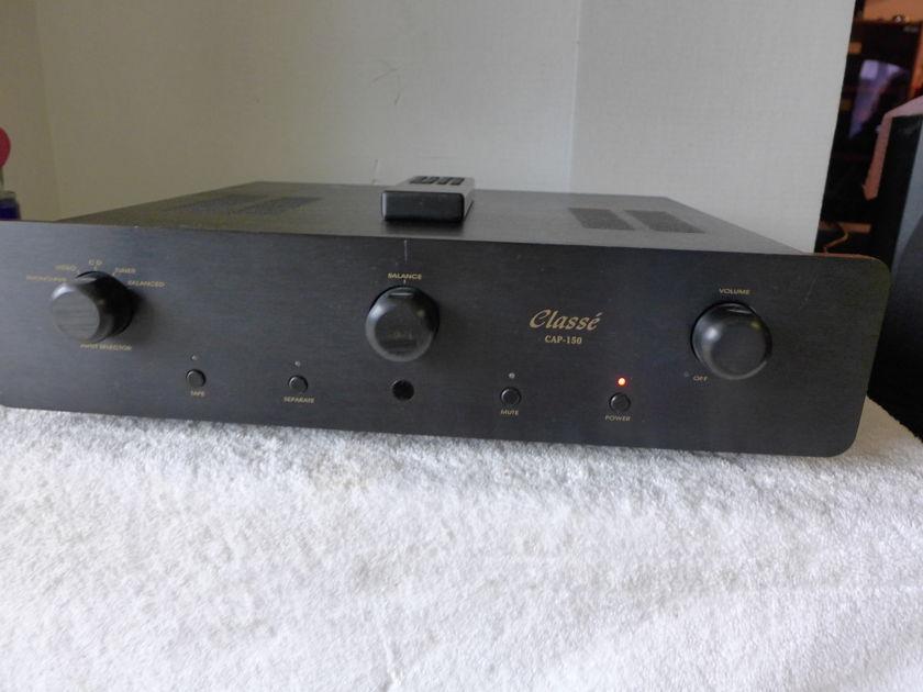 CLASSE CAP 150 150/225 WPC INT. AMP.