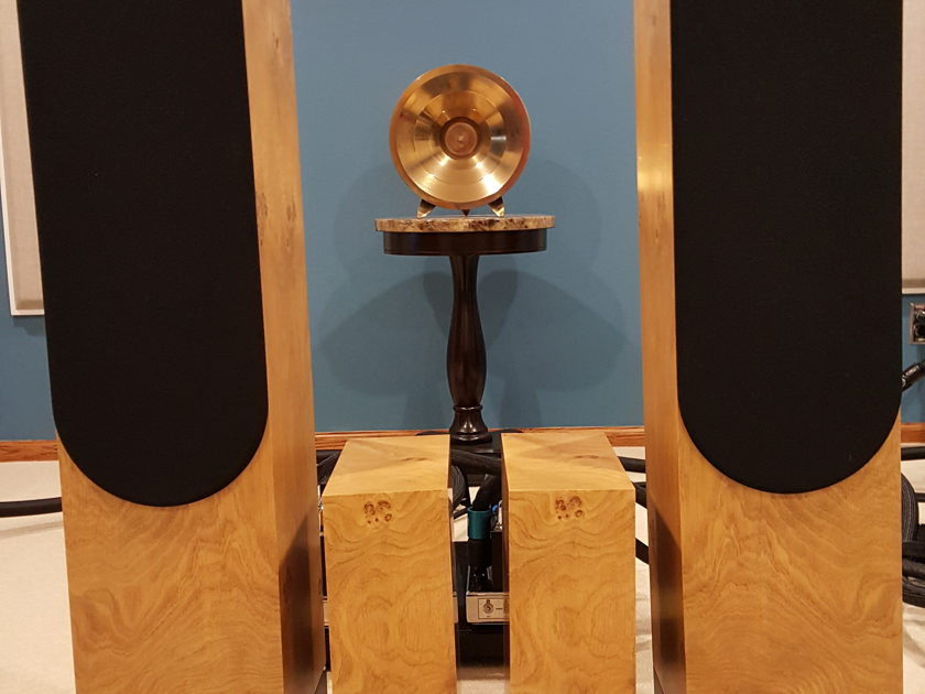 Living Voice Auditorium OBX-RW Burr Oak (Upgrade)