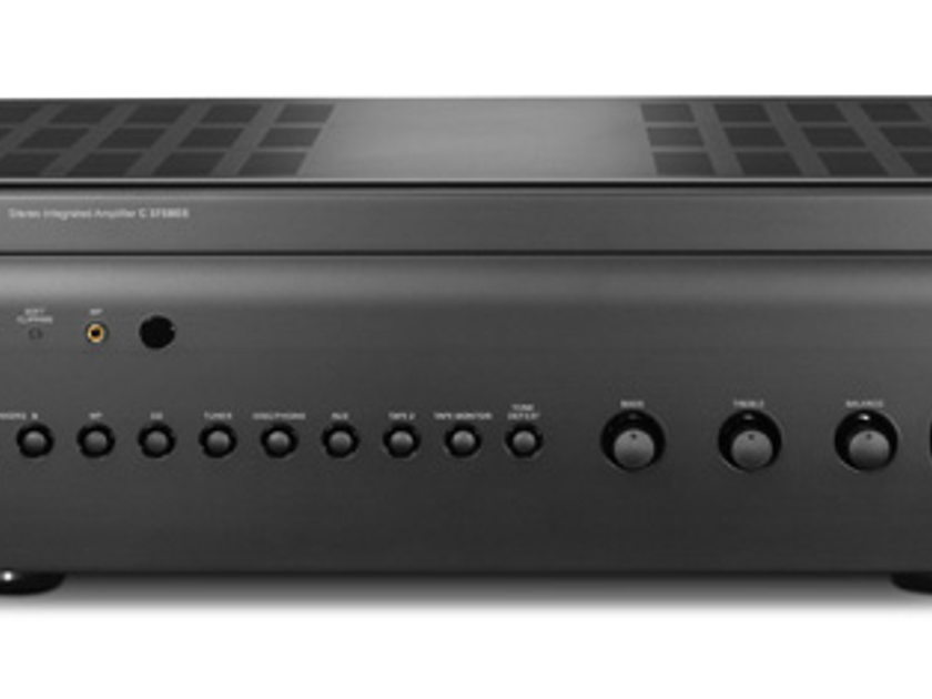 NAD C 375BEE / C375BEE Integrated Amplifier with Manufacturer's Warranty & Free Shipping