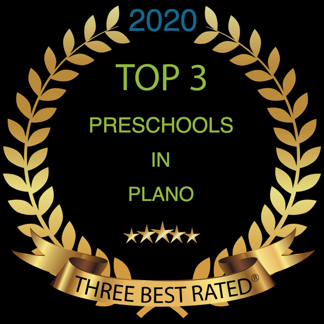 2020 Top 3 Preschool Award Winner by Three Best Rated