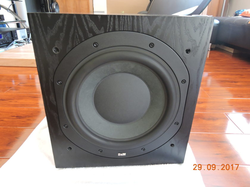 """B&W (Bowers & Wilkins) ASW-750 B&W Bowers & Wilkins ASW750 power subwoofer 1000w with 12""""dr"""