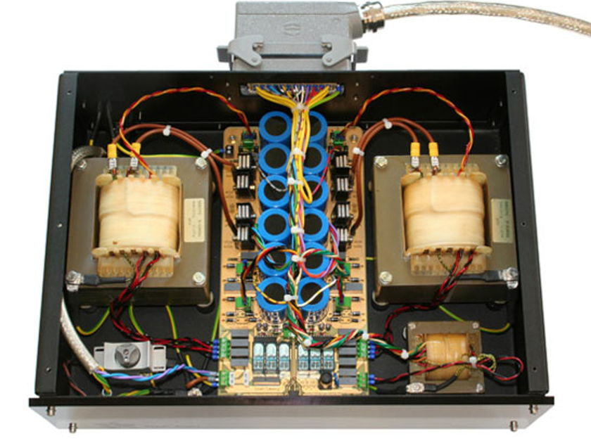ASR Audio Systeme Emitter I Exclusive 2012 model with battery psu!