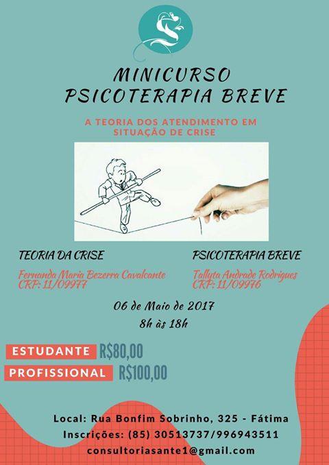 CURSO DE PSICOTERAPIA BREVE