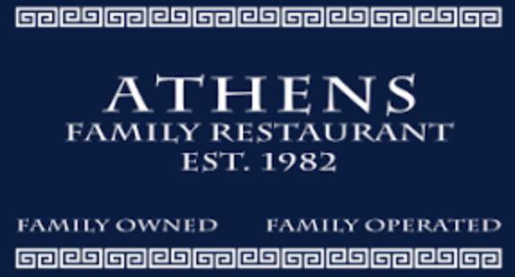 Logo - Athens Family Restaurant