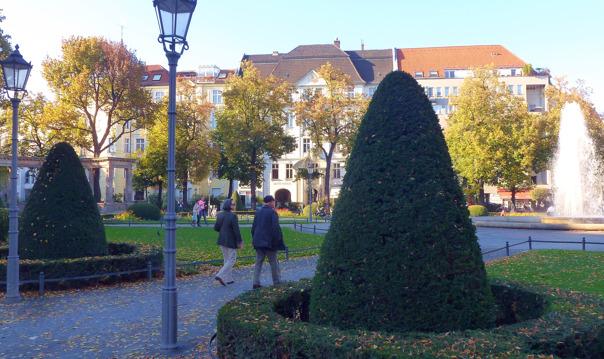 Заглянуть в типичный Берлин: Шёнеберг – скромный, но всегда привлекательный
