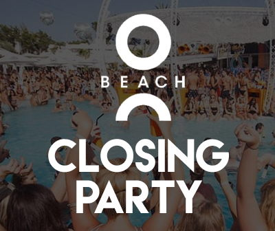 Closing party O beach Ibiza 2020
