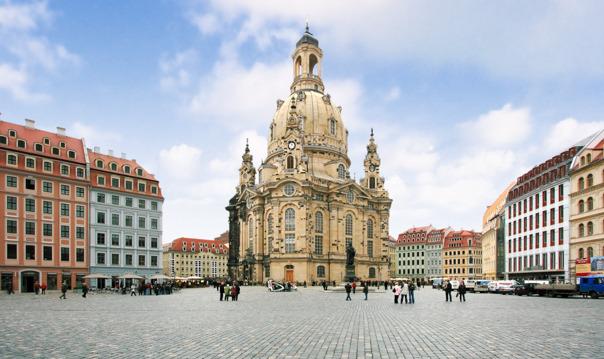 Дрезден — индивидуальная экскурсия