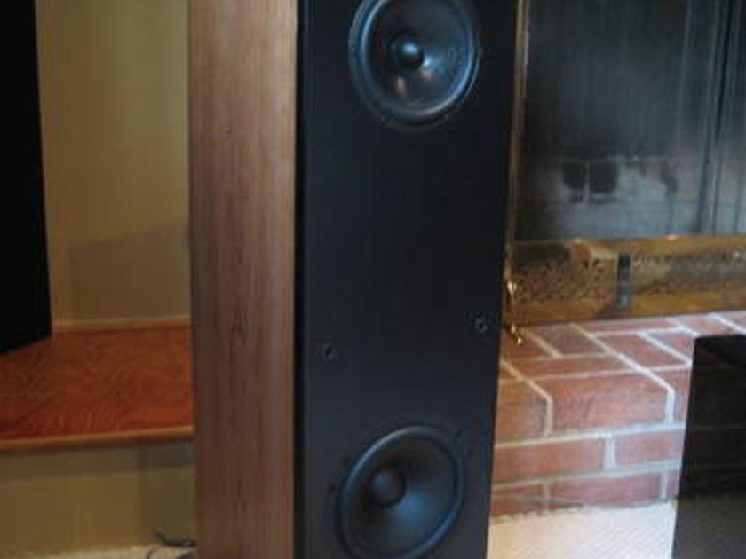Selah Audio Scan Speak Dual Illuminator Towers